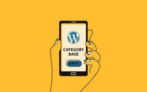 wordpress urlden kategori yazısı nasıl kaldırılır